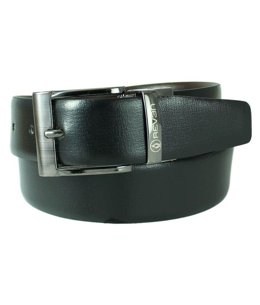 Reven Palmilla Reversible Genuine Leather Belt  Kanpur Made