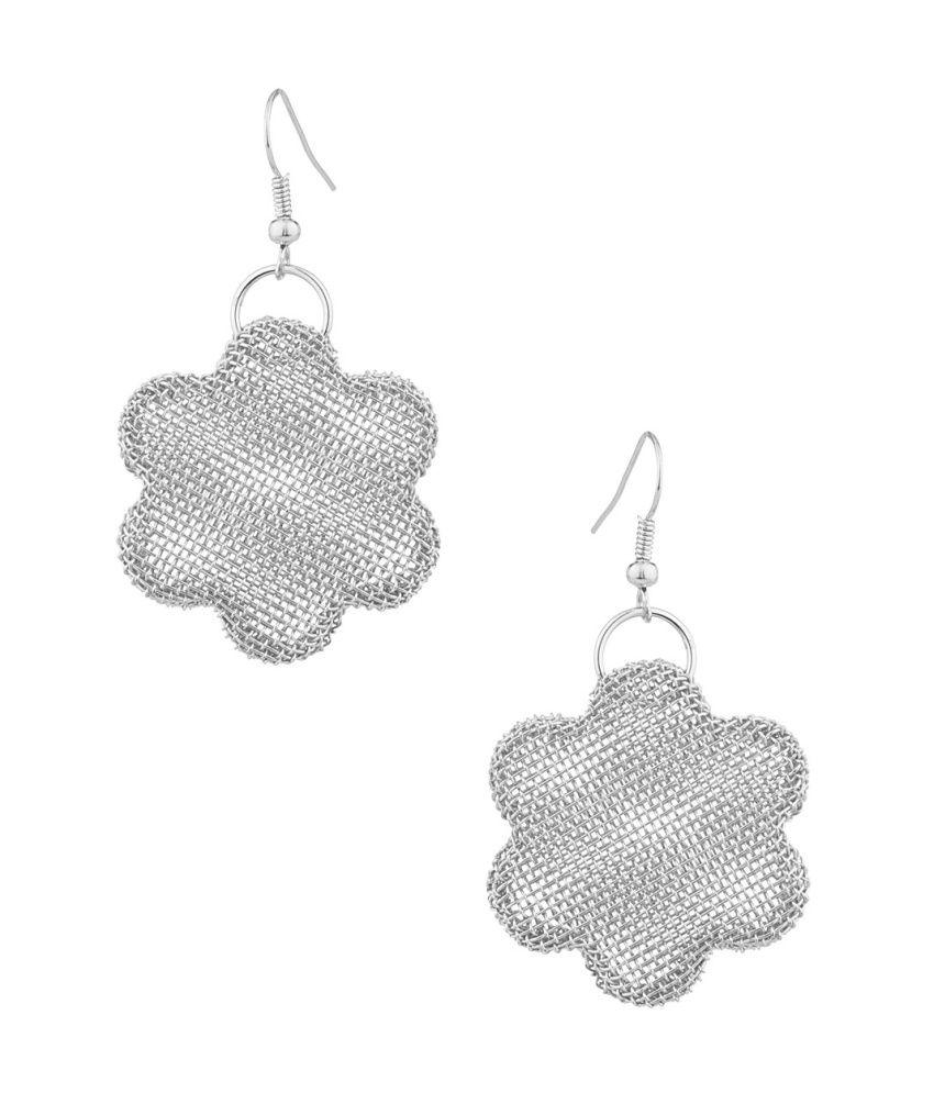 Voylla Silver Alloy Hangings