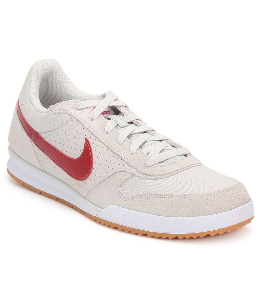 99d1b0ecb8a7 Nike Field Trainer Beige Casual Shoes - Buy Nike Field Trainer Beige Casual  Shoes Online at Best Prices in India on Snapdeal