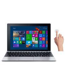 Acer One 10 S1001 2-in-1 Laptop (NT.G86SI.001) (Intel Atom- 2GB RAM- 32 GB eMMC- 25.65 cm (10.1) Touch- Windows 8.1) (Gray)