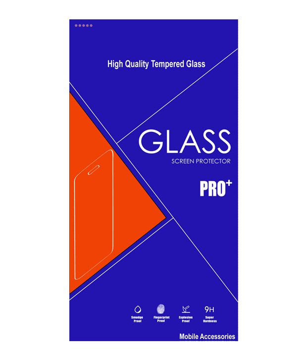 Micromax Canavs 4 Plus A315 Tempered Glass Screen Guard by NXG4U