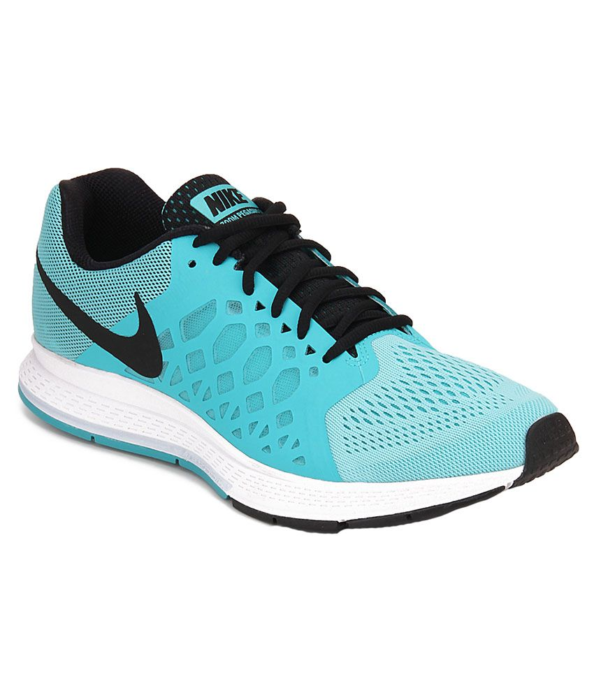 0e2b88dacf1 Air Zoom Pegasus 31 Blue Running Shoes - Buy Air Zoom Pegasus 31 Blue  Running Shoes Online at Best Prices in India on Snapdeal