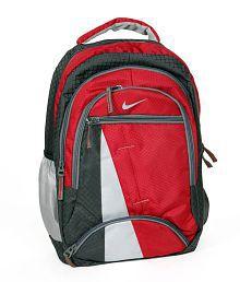 Premium Red Canvas Laptop Bag For Samsung Laptops