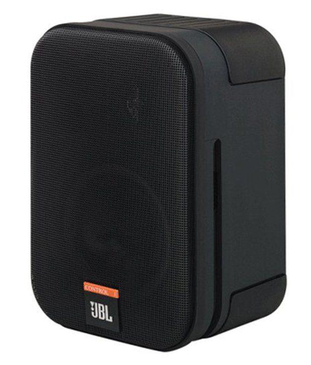 JBL Control One Book Shelf Speakers (Pair): Buy JBL ...
