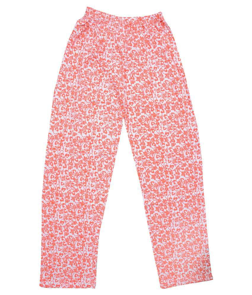Junction Multicolour Cotton Blend Capri