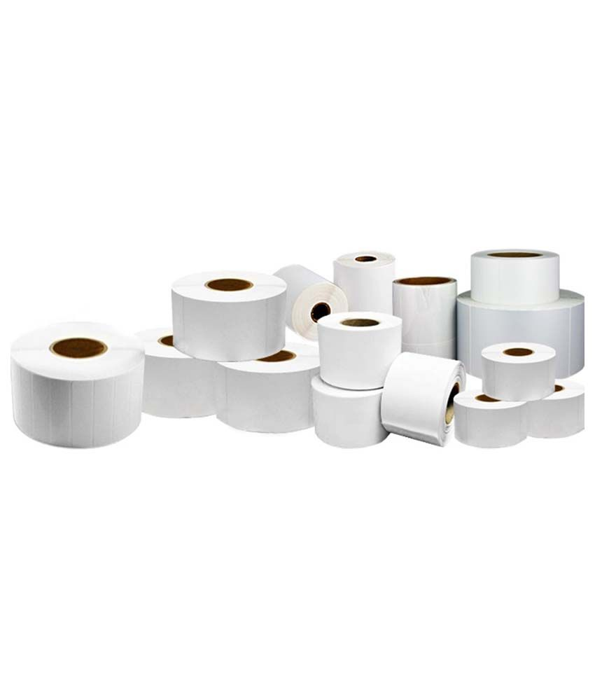Maestrod Barcode Label Roll M44 (100mm x 100mm) - Pack of 1500 Labels