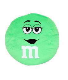 M Green Cushion