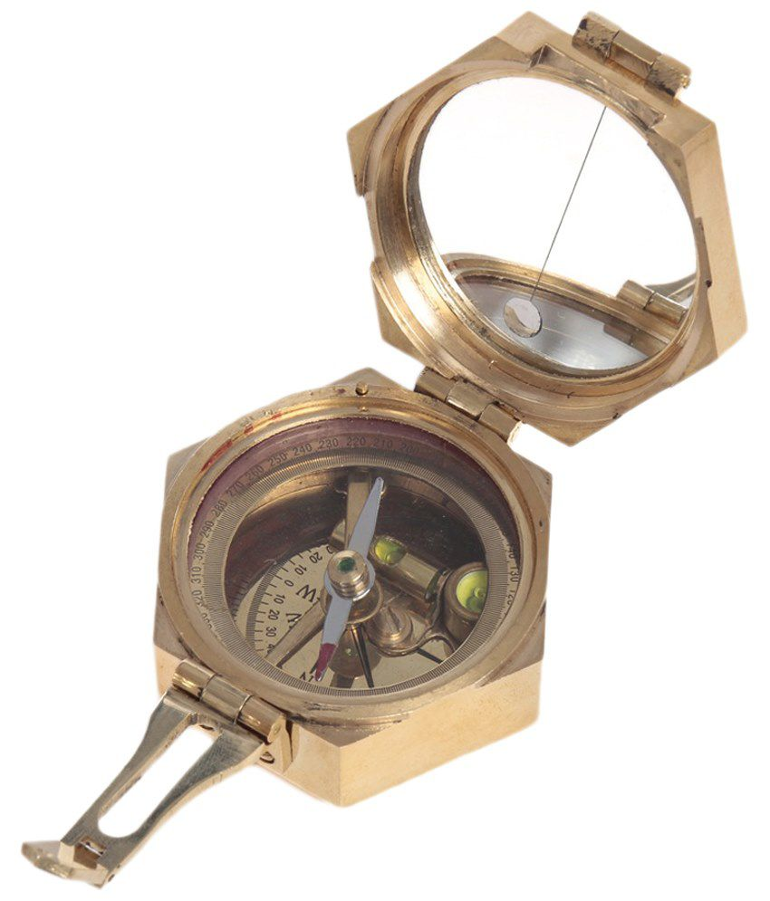 brunton compass how to use