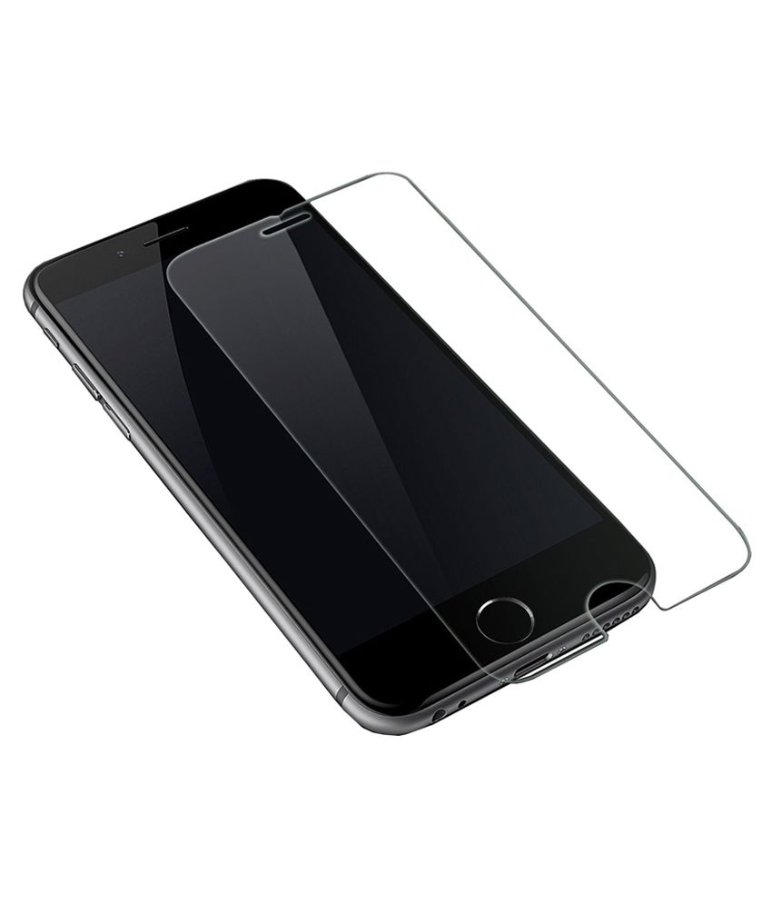 Tempered Glass Screen Guard by Silver Bird