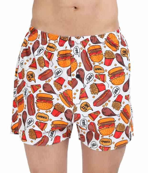 The Boxer Store Multicolour Cotton Underwear