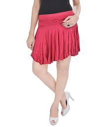 ca2613c7c4b5 Mini Skirts: Buy Mini Skirts Online at Best Prices in India | Snapdeal