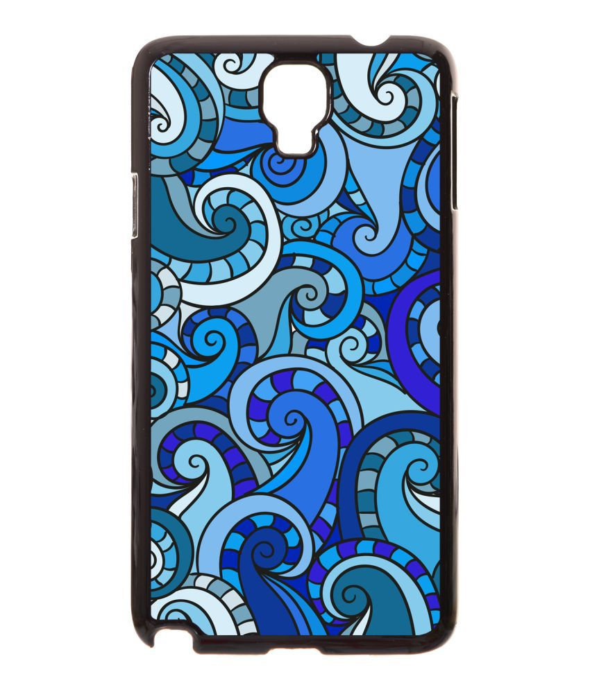 Dressmyphone Back Cover For Samsung Galaxy Note 3 Neo - Multicolour