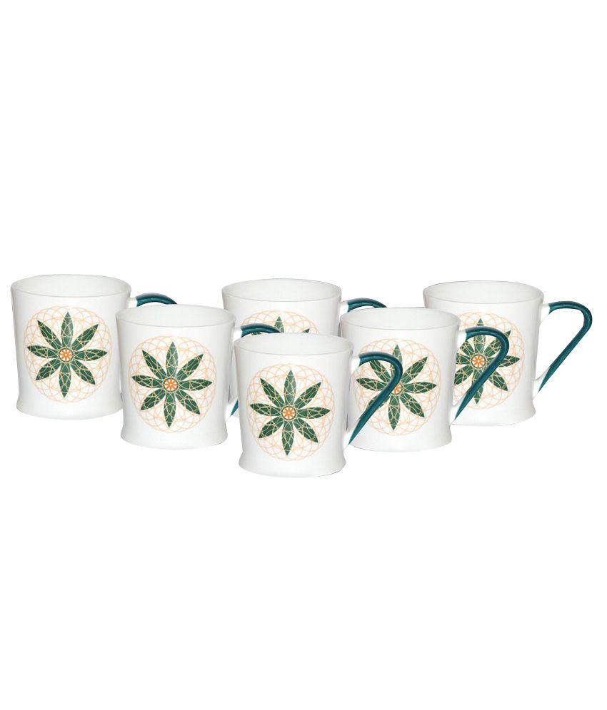 Clay Craft Coffee Mugs