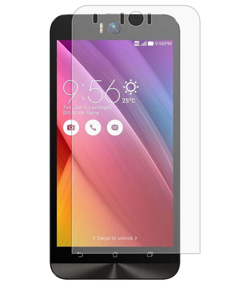 Asus Zenfone 2 Selfie Tempered Glass Screen Guard By Uni