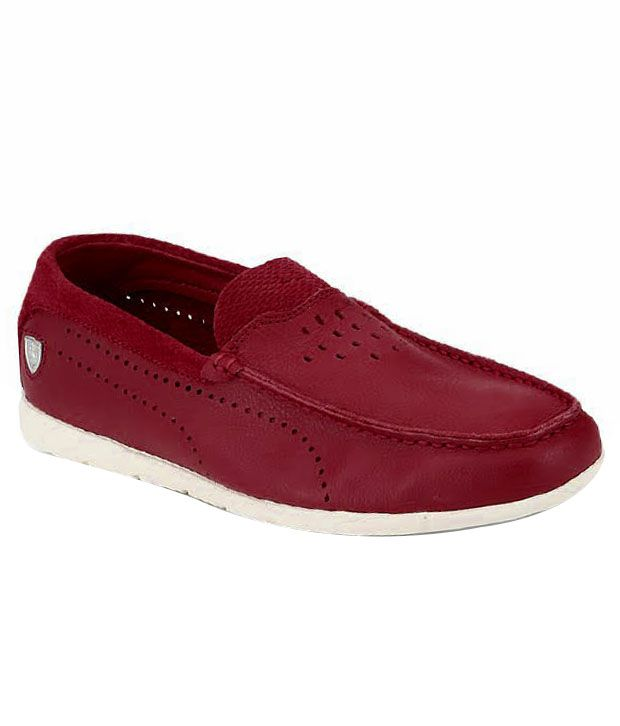 Puma Red Loafers - Buy Puma Red Loafers Online at Best Prices in India on  Snapdeal 67236eb6e6