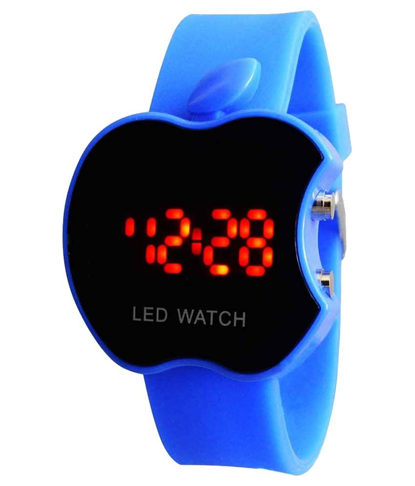 Ants Blue Band Watch