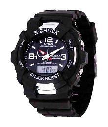 Ragmel Black Multi Function Digital Watch For Kids