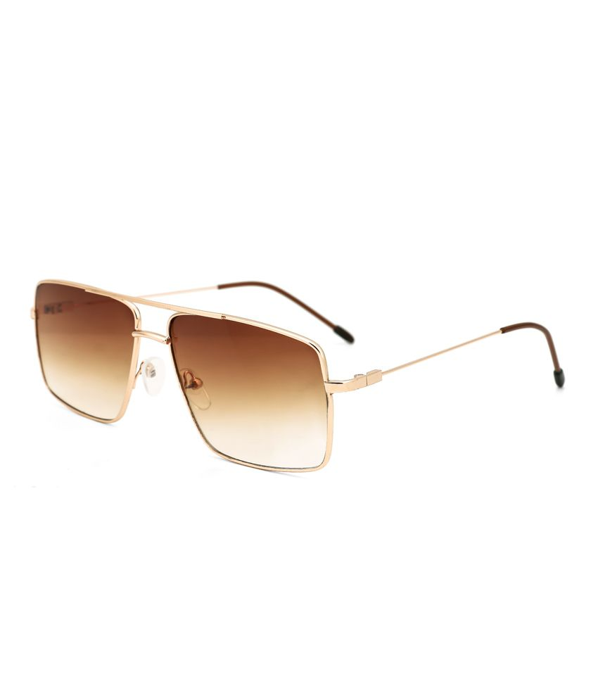 42926b25cc052 Royal Son Golden Square Sunglasses - Buy Royal Son Golden Square Sunglasses  Online at Low Price - Snapdeal
