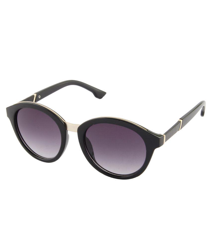 Grey Fox GF-1510-C1 Round Women Sunglasses