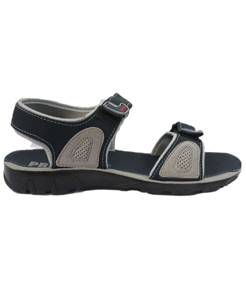 2115e1af8 VKC Pride Blue Floater Sandals Price in India- Buy VKC Pride Blue ...
