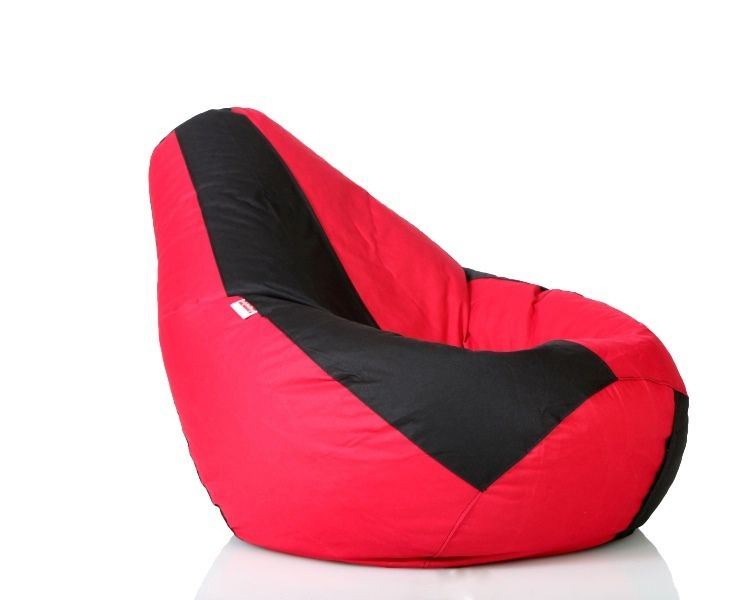 Bean Factory Xxxl Bean Bag Cover In Red