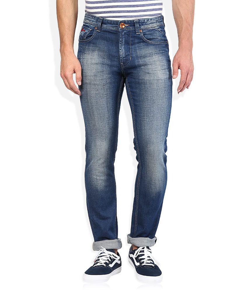 Numero Uno Blue Jeans