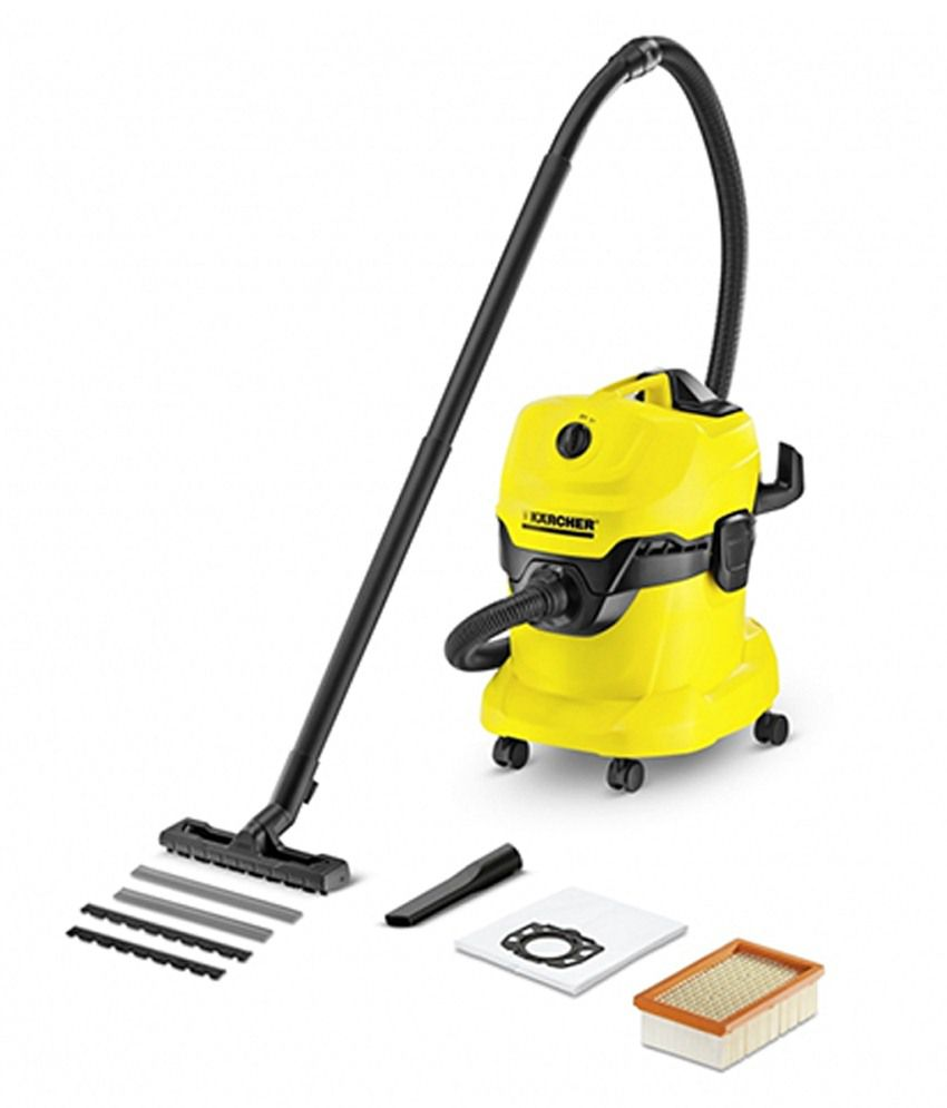 Karcher DDC 50 Cordless Vacuum Cleaner(Yellow)