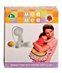 Mee Mee Caring Manual Breast Pump