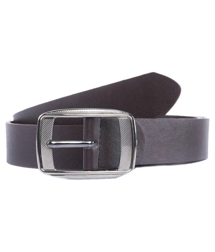Elligator Black Formal Belt