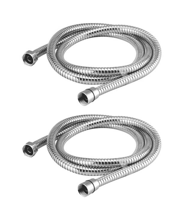 Kamal S.S Flexible Tube Delux - 1 Meter (Set of 2)
