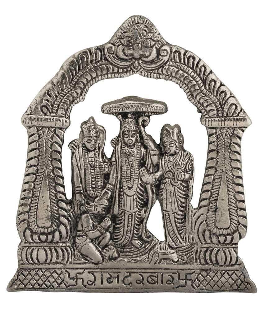 Kashvi Designs Metal Ram Darbar