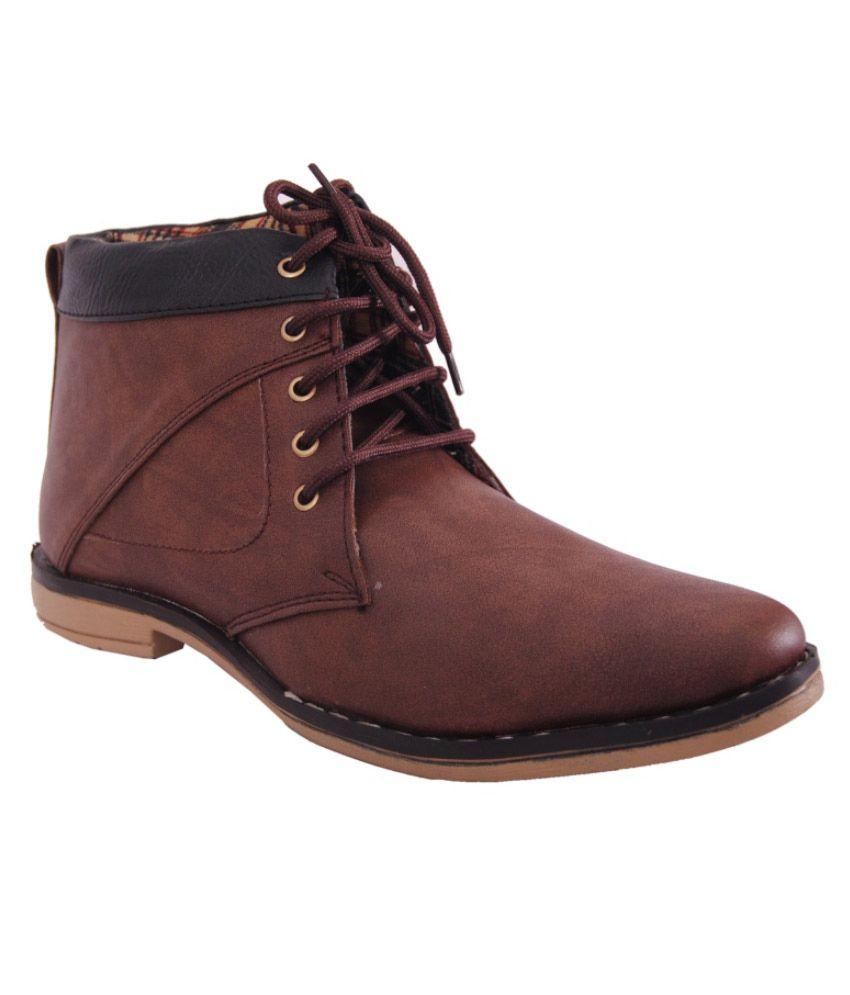 Kintl Brown Boots