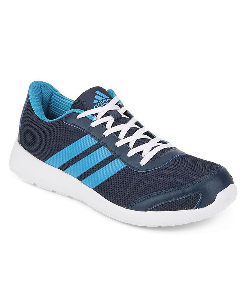Adidas Hellion Blue Running Shoes