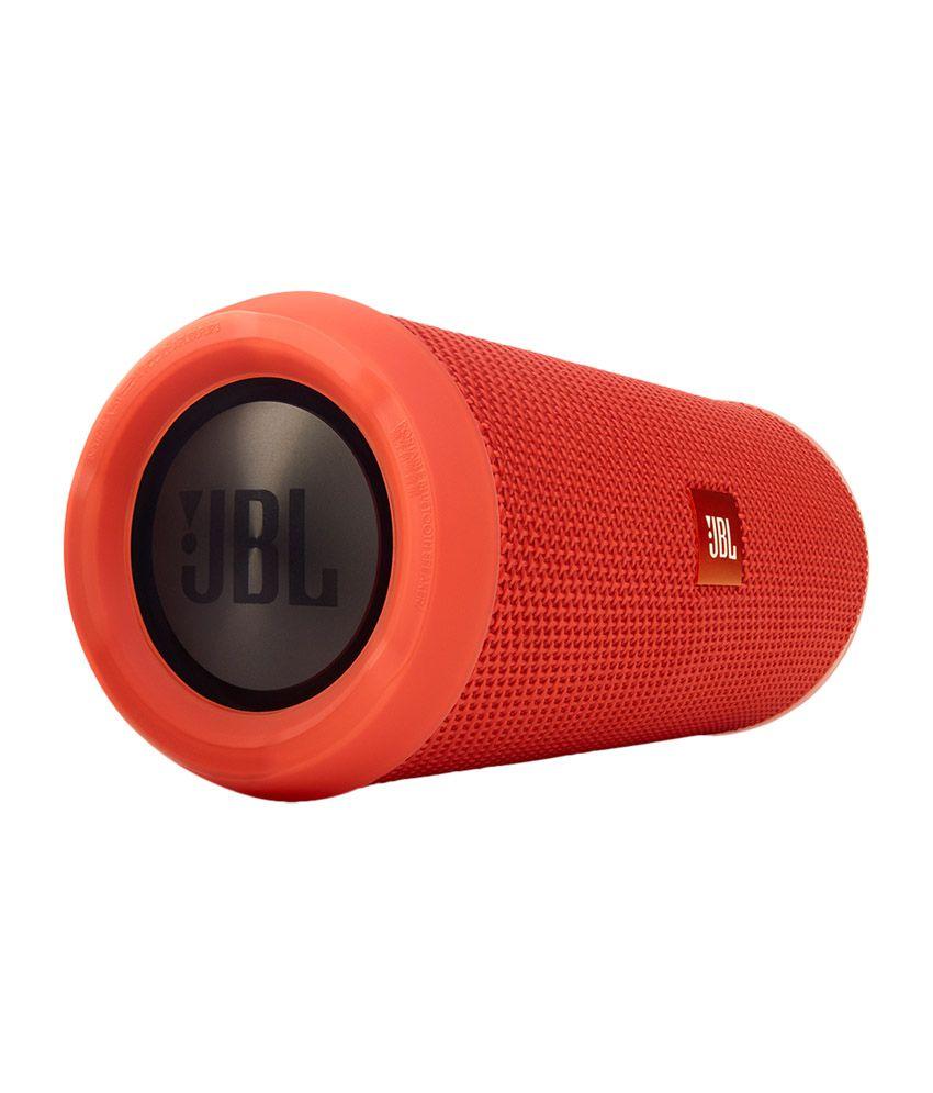 JBL Flip 3 Splashproof Wireless Portable Speaker Sound Box
