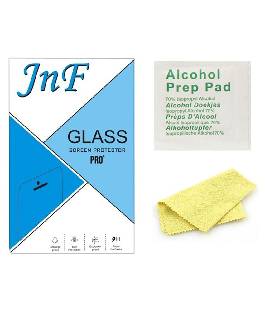 JNF Tempered Glass Screen Guard for Apple iPhone 6 Plus
