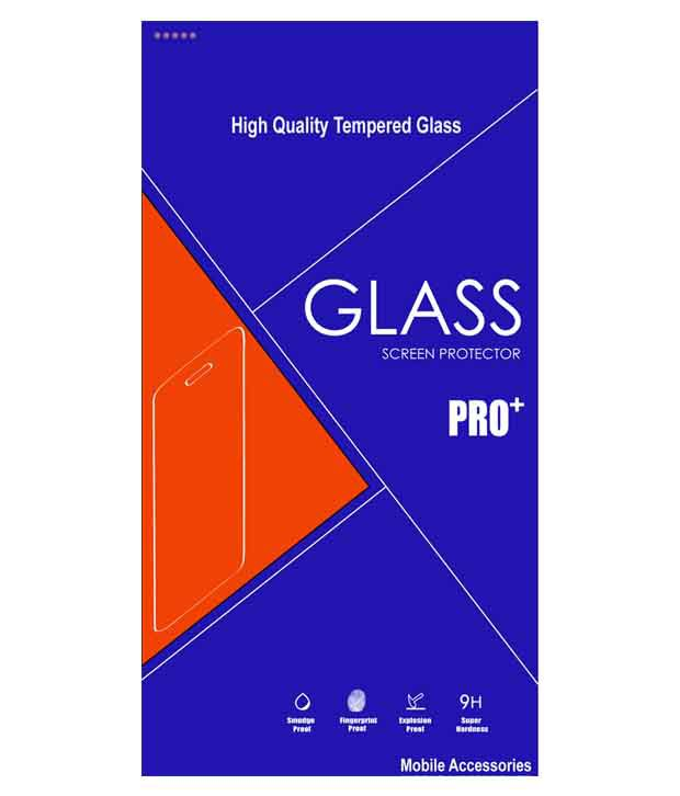 Gionee Pioneer P2 Tempered Glass Screen Guard by NXG4U