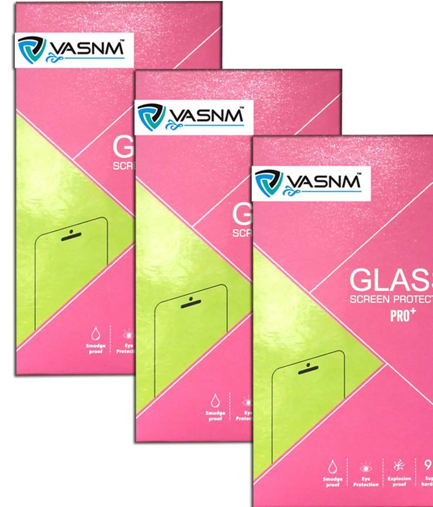 Gionee F103 Tempered Glass Screen Guard by Vasnm