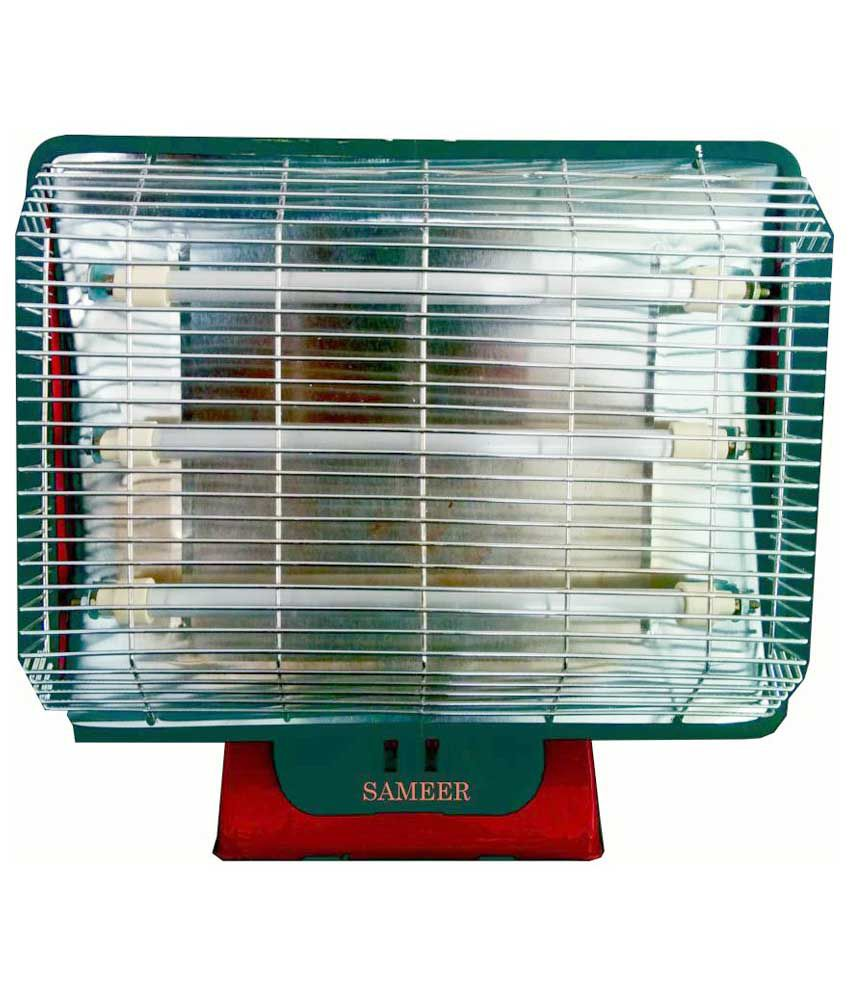 Sameer 3 Rod Tiltable Halogen Room Heater