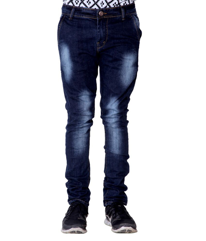 Kbc Fayda Bazar Skinny Fit Jeans Pack Of 3