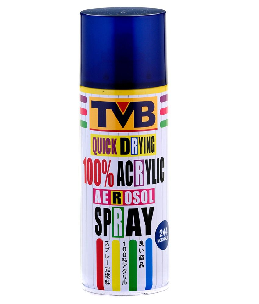 Tvb Motor Blue Spray Paint Buy Tvb Motor Blue Spray Paint