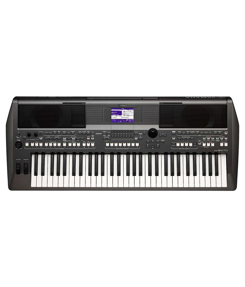 Yamaha psrs670 portable keyboard with adaptor buy yamaha for Yamaha credit application
