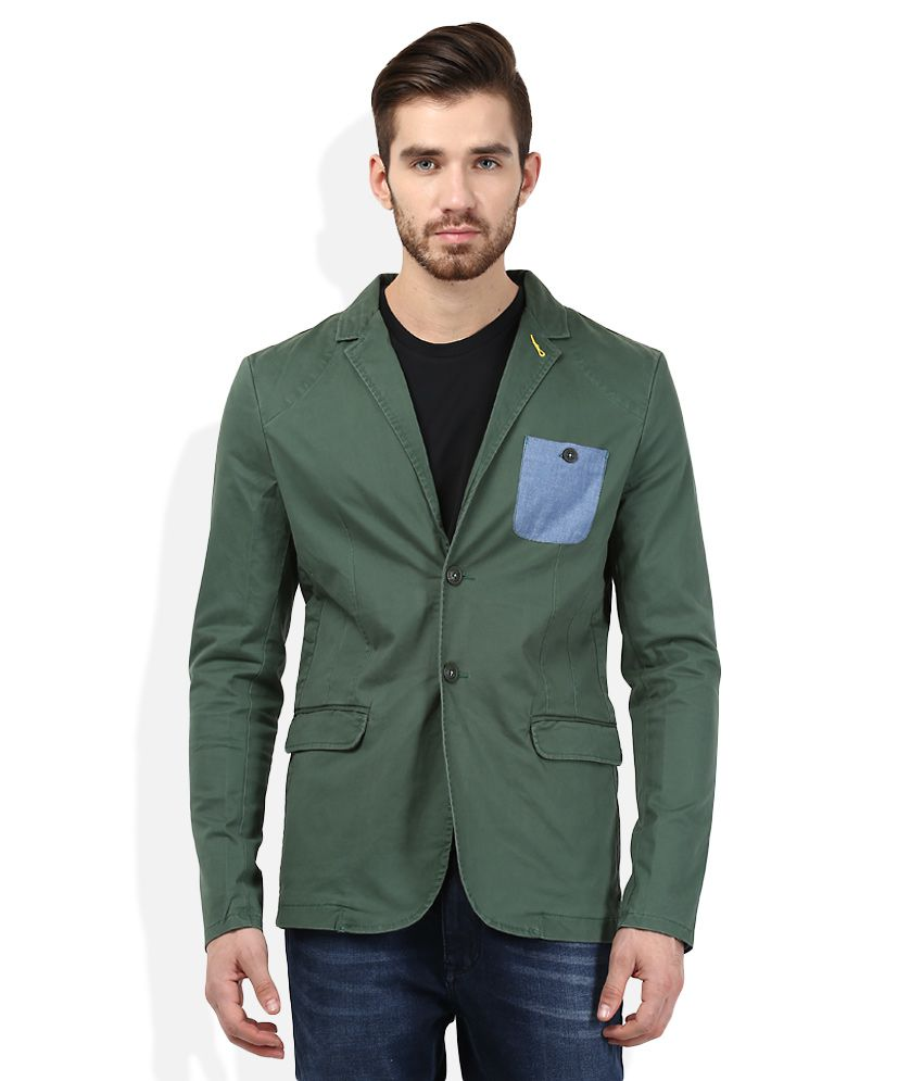 270cf46d063a3 Being Human Green Jacket - Buy Being Human Green Jacket Online at Best  Prices in India on Snapdeal