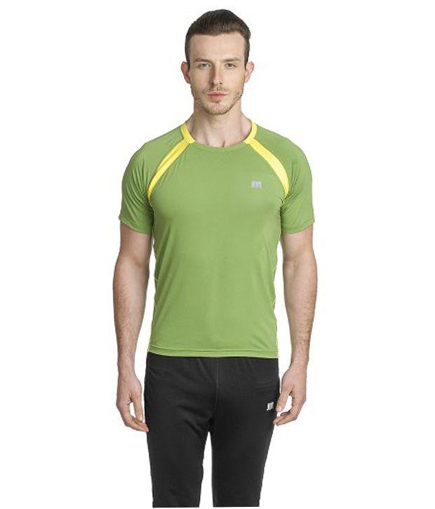 T10 Sports Green Ultra Bamboo T-Shirt