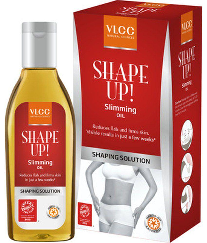 VLCC Shape Up Slimming Oil 200 ml