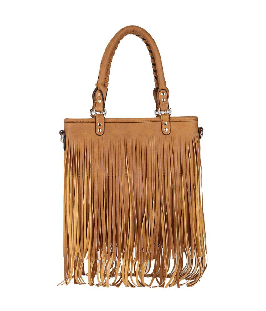 Fur Jaden Tan Tote Bag