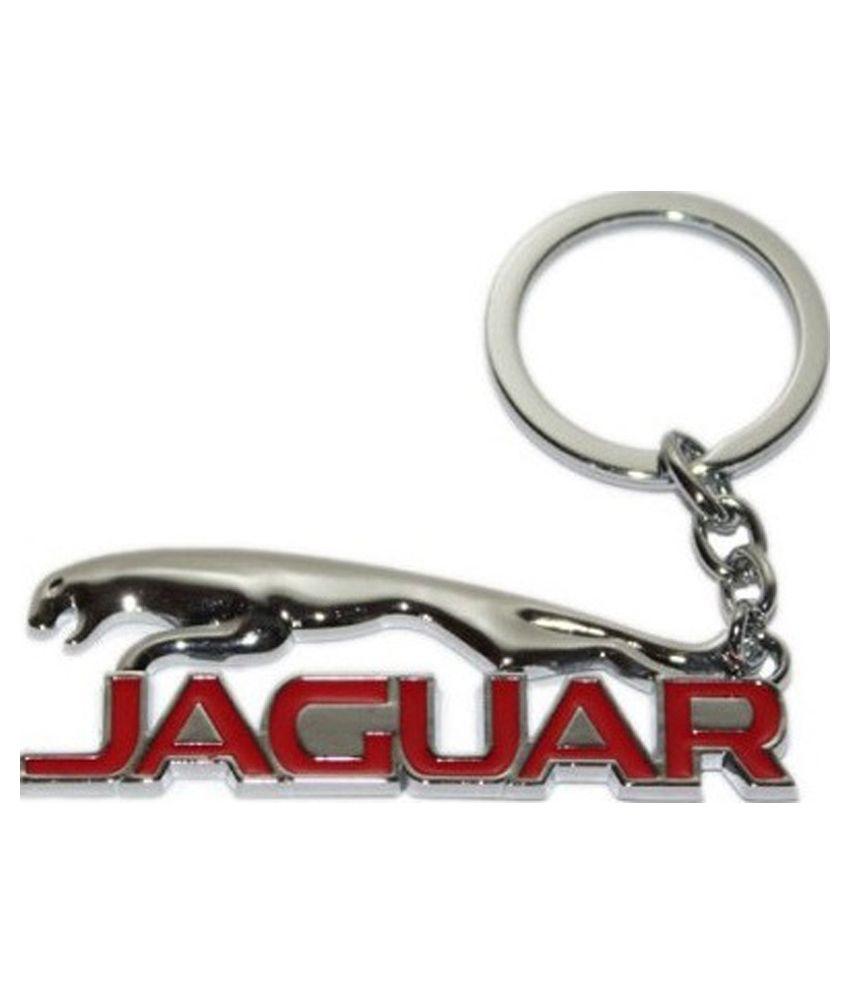 Ezone Full Metal Jaguar Logo Key Chain Black Buy Online At Best