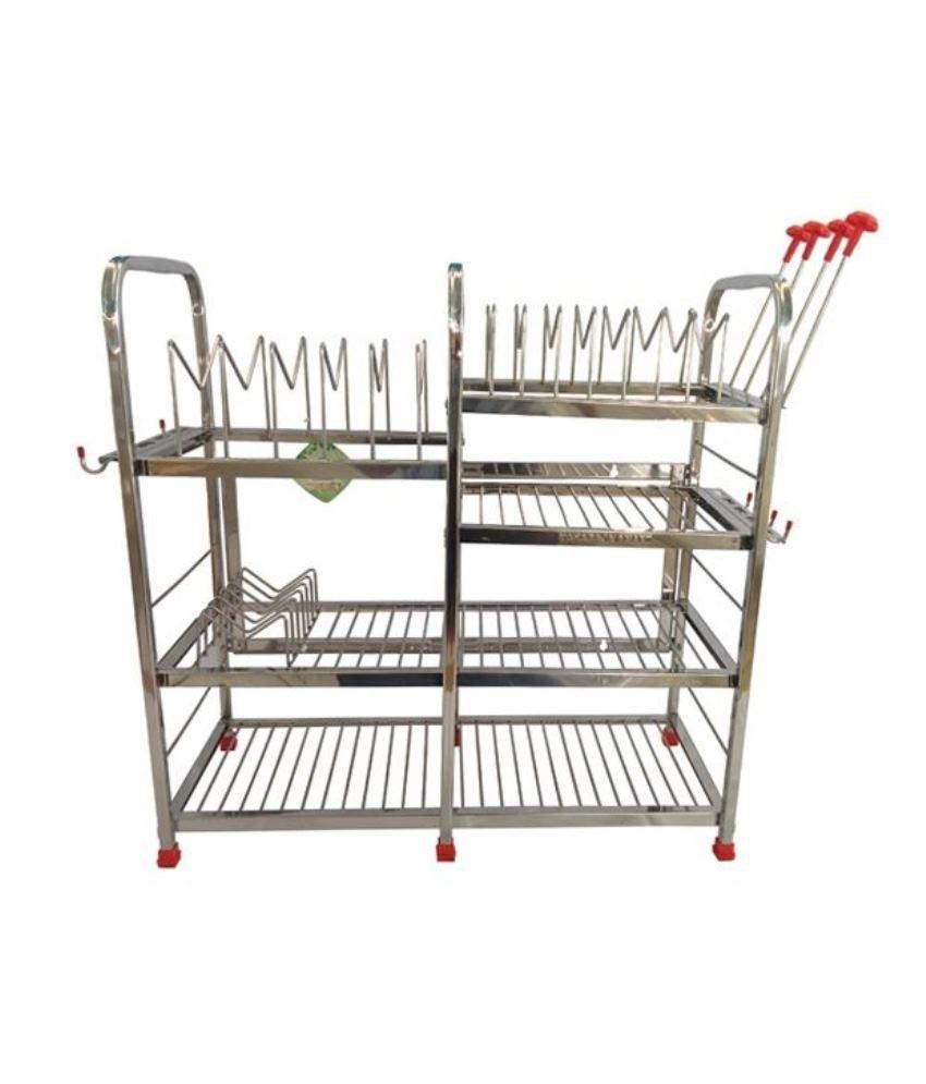 Maharaja Smart Modern Kitchen Rack Stand Bigger Size For