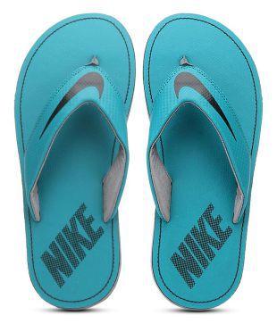 Nike Chroma Thong 4 Turquoise Flip Flops