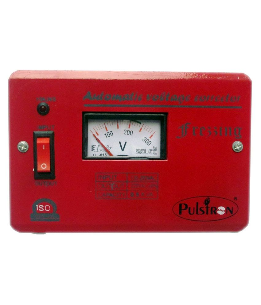 Pulstron-PTI-135-Voltage-Stabilizer