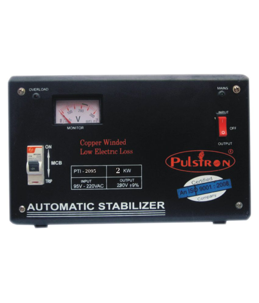 Pulstron PTI-2095 Voltage Stabilizer